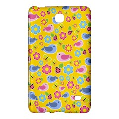 Spring Pattern   Yellow Samsung Galaxy Tab 4 (8 ) Hardshell Case  by Valentinaart