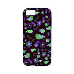 Spring night Apple iPhone 5 Classic Hardshell Case (PC+Silicone)
