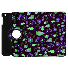 Spring Night Apple Ipad Mini Flip 360 Case