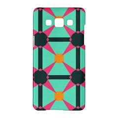 Pink stars pattern                                                         Samsung Galaxy A5 Hardshell Case by LalyLauraFLM