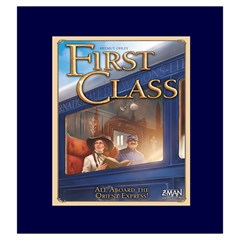 First Class By Chris Champ   Drawstring Pouch (large)   Zwiwdg3v8slb   Www Artscow Com Front