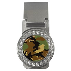 Army Camouflage Money Clips (CZ)  by Jojostore