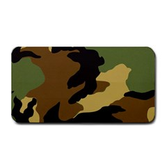 Army Camouflage Medium Bar Mats by Jojostore