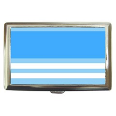 Blue Horizon Graphic Simplified Version Cigarette Money Cases by Jojostore
