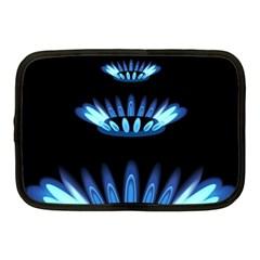 Blue Flame Netbook Case (medium)  by Jojostore