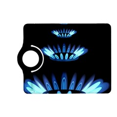 Blue Flame Kindle Fire Hd (2013) Flip 360 Case by Jojostore