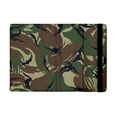 Army Shirt Grey Green Blue Ipad Mini 2 Flip Cases
