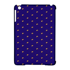 Blue Yellow Sign Apple Ipad Mini Hardshell Case (compatible With Smart Cover) by Jojostore