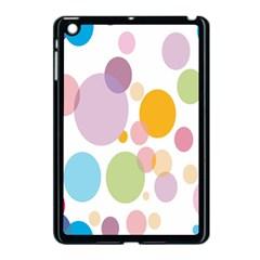 Bubble Water Yellow Blue Green Orange Pink Circle Apple Ipad Mini Case (black) by Jojostore