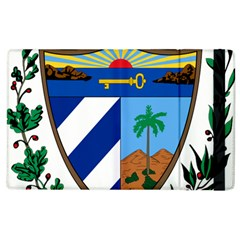 Coat Of Arms Of Cuba Apple Ipad 3/4 Flip Case by abbeyz71