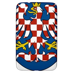 Moravia Coat Of Arms  Samsung Galaxy Tab 3 (8 ) T3100 Hardshell Case