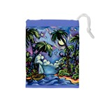 Entdecker Grab Bag Island Dream - Drawstring Pouch (Medium)