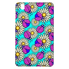 Bunga Matahari Serangga Flower Floral Animals Purple Yellow Blue Pink Samsung Galaxy Tab Pro 8 4 Hardshell Case by Jojostore