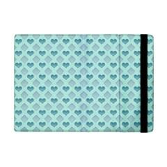 Diamond Heart Card Valentine Love Blue Ipad Mini 2 Flip Cases by Jojostore