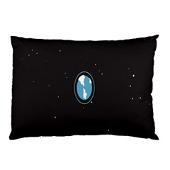 Earth Universe Natural Space Galaxy Pillow Case (two Sides) by Jojostore