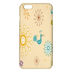 Kids Bird Sun Flower Floral Leaf Animals Color Rainbow Iphone 6 Plus/6s Plus Tpu Case by Jojostore