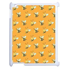 Wasp Bee Hanny Yellow Fly Animals Apple Ipad 2 Case (white) by Jojostore