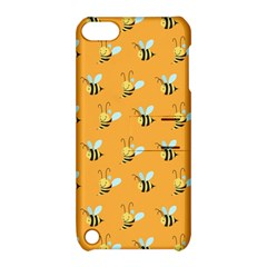 Wasp Bee Hanny Yellow Fly Animals Apple Ipod Touch 5 Hardshell Case With Stand by Jojostore