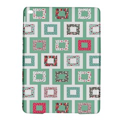 Foto Frame Cats Quilt Pattern View Collection Fish Animals Ipad Air 2 Hardshell Cases by Jojostore