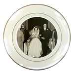plate #1 - Porcelain Plate