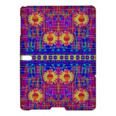 Festive Decorative Moonshine Samsung Galaxy Tab S (10 5 ) Hardshell Case  by pepitasart