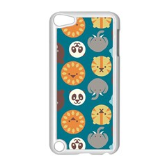 Animal Pattern Apple Ipod Touch 5 Case (white)