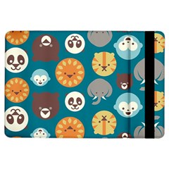 Animal Pattern Ipad Air Flip by Nexatart
