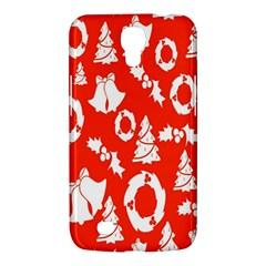Backdrop Background Card Christmas Samsung Galaxy Mega 6 3  I9200 Hardshell Case