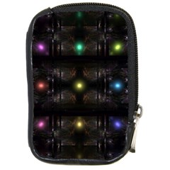 Abstract Sphere Box Space Hyper Compact Camera Cases by Nexatart