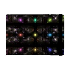 Abstract Sphere Box Space Hyper Apple Ipad Mini Flip Case by Nexatart