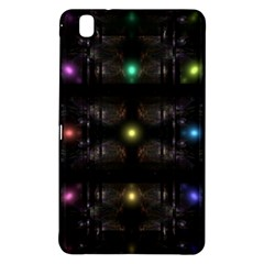 Abstract Sphere Box Space Hyper Samsung Galaxy Tab Pro 8 4 Hardshell Case