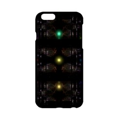 Abstract Sphere Box Space Hyper Apple Iphone 6/6s Hardshell Case