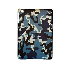 Blue Water Camouflage Ipad Mini 2 Hardshell Cases