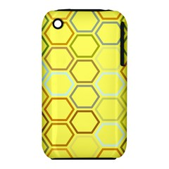 Bee Hive Pattern Iphone 3s/3gs
