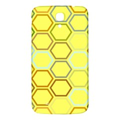Bee Hive Pattern Samsung Galaxy Mega I9200 Hardshell Back Case