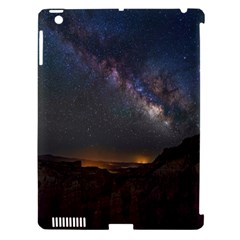 Fairyland Canyon Utah Park Apple Ipad 3/4 Hardshell Case (compatible With Smart Cover)
