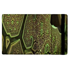 Fractal Complexity 3d Dimensional Apple Ipad 2 Flip Case