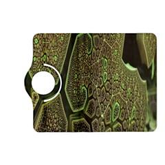Fractal Complexity 3d Dimensional Kindle Fire Hd (2013) Flip 360 Case