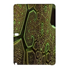 Fractal Complexity 3d Dimensional Samsung Galaxy Tab Pro 12 2 Hardshell Case by Nexatart