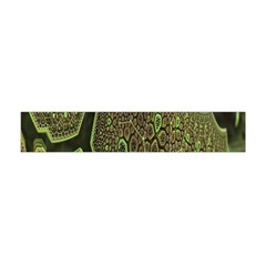 Fractal Complexity 3d Dimensional Flano Scarf (mini) by Nexatart