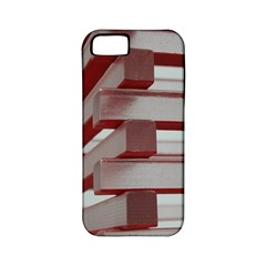 Red Sunglasses Art Abstract Apple Iphone 5 Classic Hardshell Case (pc+silicone) by Nexatart