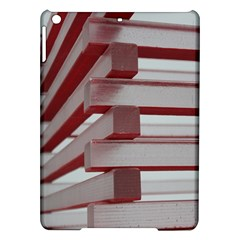 Red Sunglasses Art Abstract Ipad Air Hardshell Cases