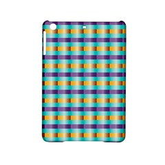 Pattern Grid Squares Texture Ipad Mini 2 Hardshell Cases