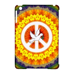 Peace Art Artwork Love Dove Apple Ipad Mini Hardshell Case (compatible With Smart Cover) by Nexatart