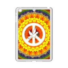 Peace Art Artwork Love Dove iPad Mini 2 Enamel Coated Cases by Nexatart