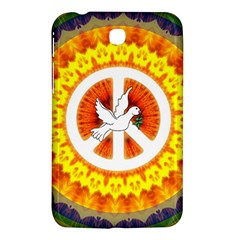 Peace Art Artwork Love Dove Samsung Galaxy Tab 3 (7 ) P3200 Hardshell Case  by Nexatart