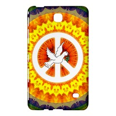 Peace Art Artwork Love Dove Samsung Galaxy Tab 4 (8 ) Hardshell Case  by Nexatart