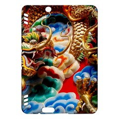 Thailand Bangkok Temple Roof Asia Kindle Fire Hdx Hardshell Case by Nexatart
