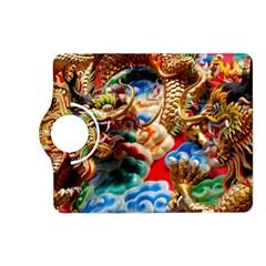 Thailand Bangkok Temple Roof Asia Kindle Fire Hd (2013) Flip 360 Case