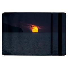 Sunset Ocean Azores Portugal Sol Ipad Air Flip by Nexatart